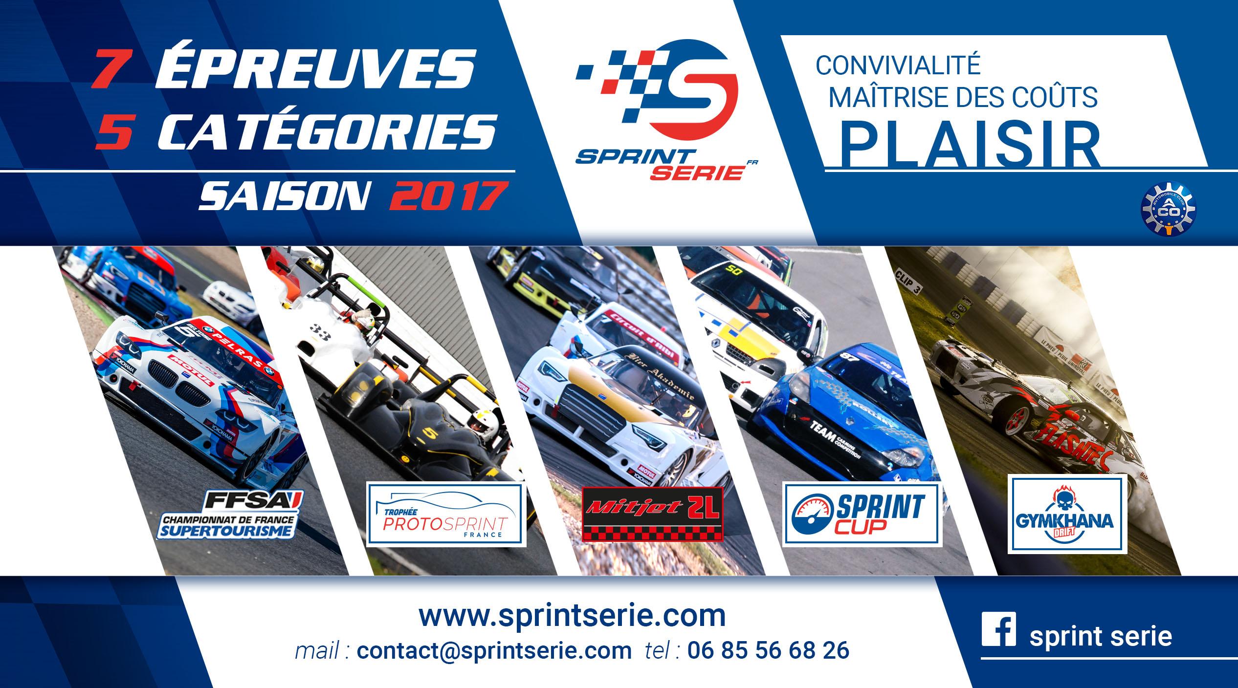 Sprint Serie