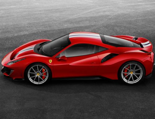 La Ferrari 488 Pista s'inspire des succès de la 488 GTE en FIA WEC